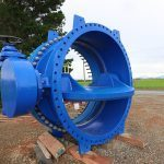 Central Plains Irrigation Scheme Butterfly Valve