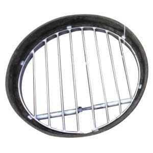 Impact safety grille