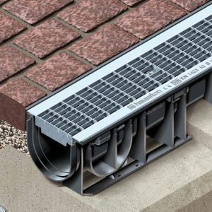 Hauraton RECYFIX® STANDARD for Heavy Residential and Commercial Drainage Applications