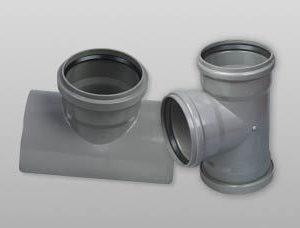 Redi Large Bore PVC Fittings