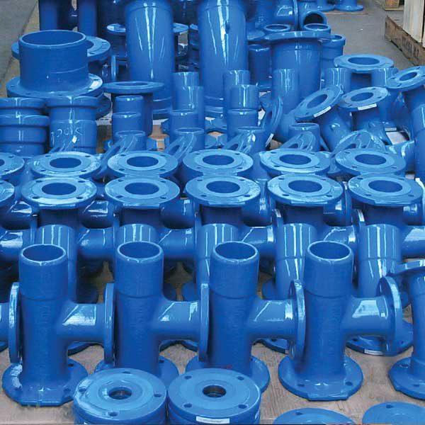 Gillies Ductile Iron Fittings Range