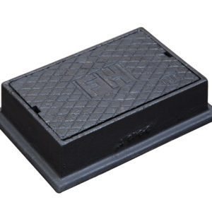 Cast Iron Hydrant Box - Service Box