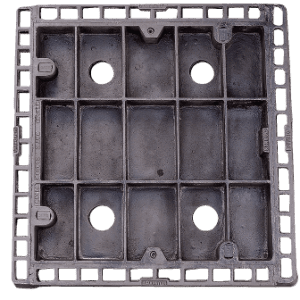 Gas Airtight Access Covers Grates