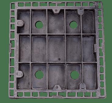 Gas Airtight Access Covers Grates