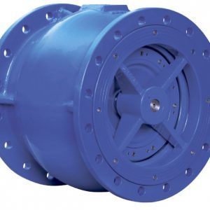 Silent Seated Check Valve