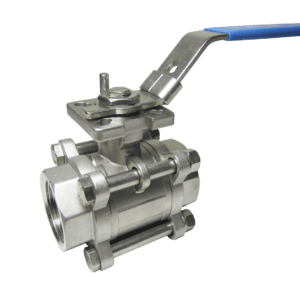 Hydrotite Full Bore Ball Valve Direct Mount