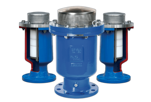 OZKAN Dynamic Air Release Valve