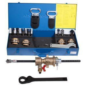 Hawle Drilling Machine